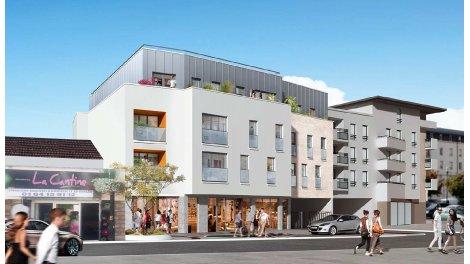 Appartement neuf Le 119 Sommeville éco-habitat à Combs-la-Ville