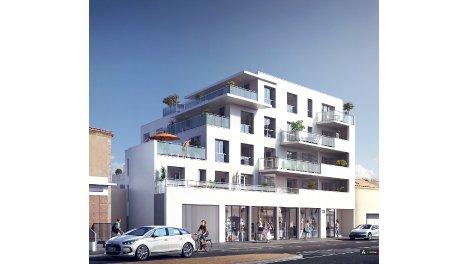 Appartement neuf Essen'Ciel éco-habitat à La Rochelle