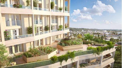 Appartement neuf Le Belvédère - Bordonova à Bordeaux
