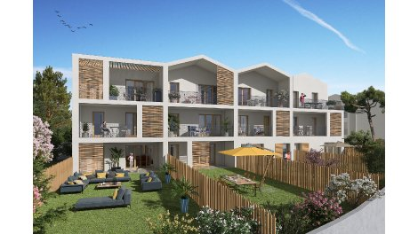 Appartements et maisons neuves Aigues Marines à Martigues