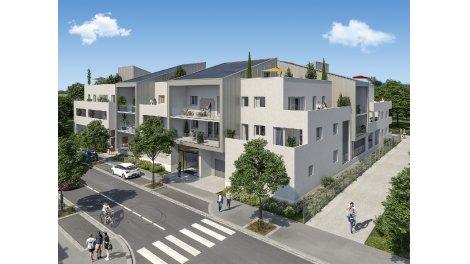 immobilier ecologique à Saint-Brès