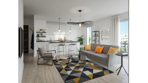 Appartement neuf Parenthese éco-habitat à Rueil-Malmaison