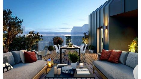 Appartement neuf Envies éco-habitat à Rueil-Malmaison