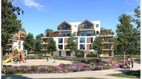 Appartement neuf Spirito Verde à Lieusaint