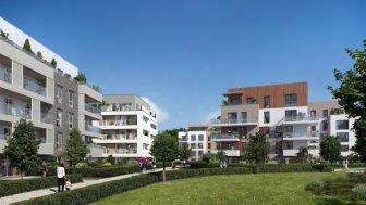 Appartements neufs Domaine Harmony - 2ème Tranche éco-habitat à Antony