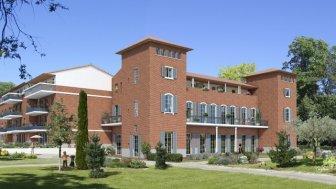 Appartements neufs Le Chateau de l'Armurie investissement loi Pinel à Colomiers