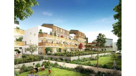 Appartement neuf Zen & Sens investissement loi Pinel à Carrières-sous-Poissy