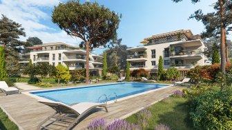 Appartements neufs Canneto éco-habitat à Le Cannet