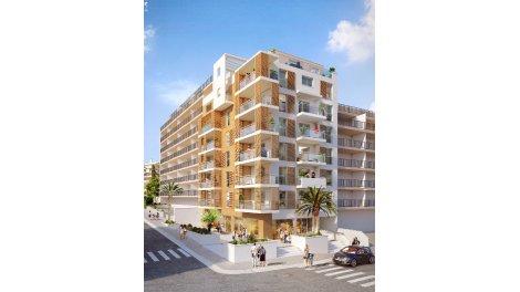 Appartement neuf Cap Liguria investissement loi Pinel à Roquebrune-Cap-Martin