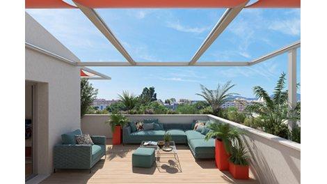 logement neuf à Cannes-la-Bocca