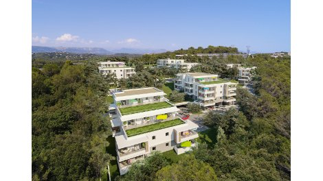 Appartement neuf Biotifull investissement loi Pinel à Biot