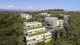 Appartements neufs Biotifull éco-habitat à Biot