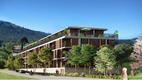 Appartement neuf Canopia à La Penne-sur-Huveaune