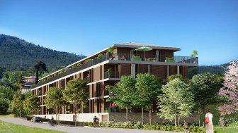 Appartements neufs Canopia à La Penne-sur-Huveaune