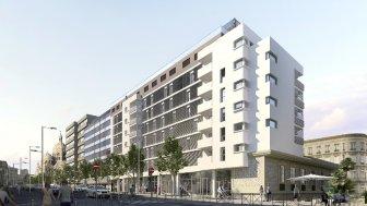 Appartements neufs La Transat éco-habitat à Marseille 2ème