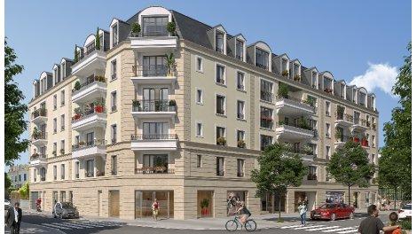 Appartement neuf Le Mansart à Sannois