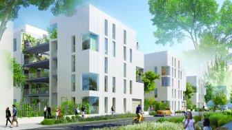 Appartements neufs Garden Village à Villeurbanne