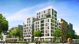 Appartements neufs La Fabric' investissement loi Pinel à Lyon 7ème