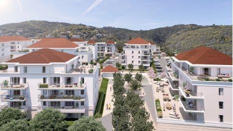 appartement neuf à Mandelieu-la-Napoule