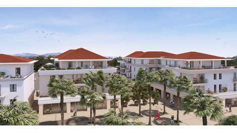 logement neuf à Mandelieu-la-Napoule