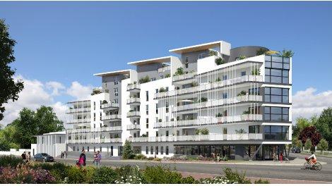 Appartement neuf Le Metropolitain éco-habitat à Villenave-d'Ornon