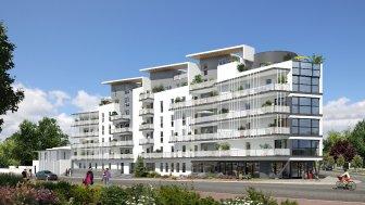 Appartements neufs Le Metropolitain éco-habitat à Villenave-d'Ornon