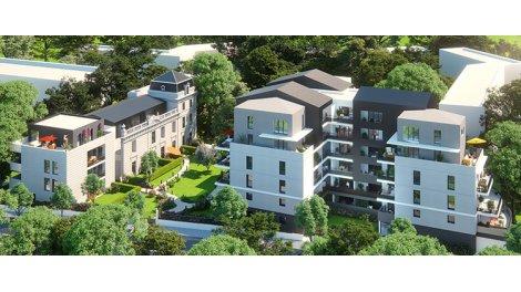 Appartement neuf Les Demeures du Parc éco-habitat à Montpellier
