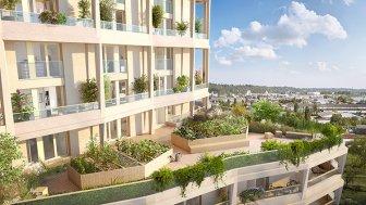 Appartements neufs Le Belvédère investissement loi Pinel à Bordeaux