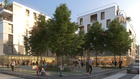 immobilier basse consommation à Asnieres-sur-Seine