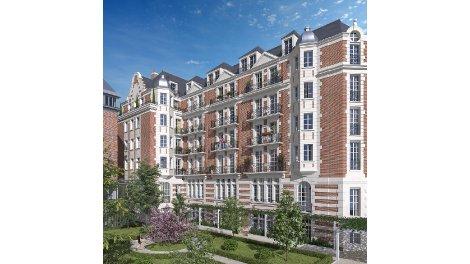 Appartement neuf L'Ecrin des Dames à Paris 6ème