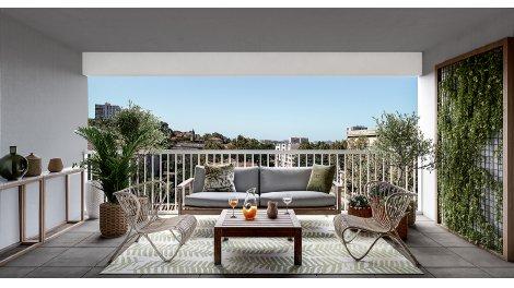 Appartement neuf Atelier Barella à Marseille 11ème