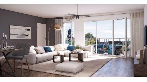 Appartements neufs Nouvel Angle investissement loi Pinel à Vertou