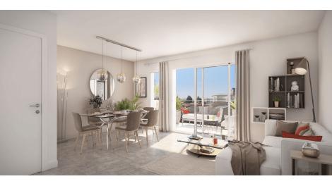 Appartements neufs Villa Martel investissement loi Pinel à Challans