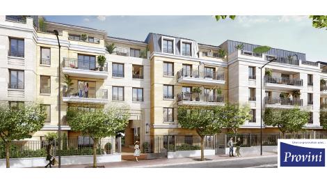Appartement neuf Via Condé à Saint-Maur-des-Fossés