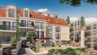 Appartements neufs Les Jardins d'Albine à Maisons-Laffitte