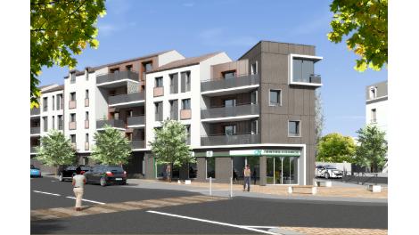 Appartement neuf Residence Belle Epoque éco-habitat à Châtelguyon