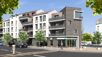 Appartements neufs Residence Belle Epoque éco-habitat à Châtelguyon