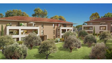 Appartements neufs Le Belmont à Aix-en-Provence