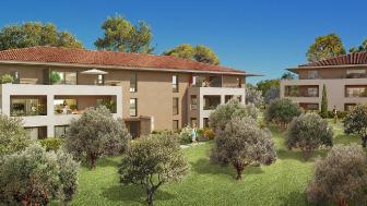 Appartements neufs Le Belmont investissement loi Pinel à Aix-en-Provence