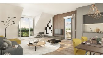 Appartements neufs Prochainement investissement loi Pinel à Mennecy