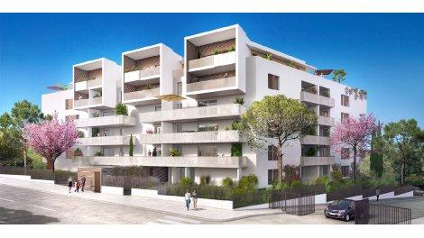 Appartement neuf 10eme Sud à Marseille 10ème