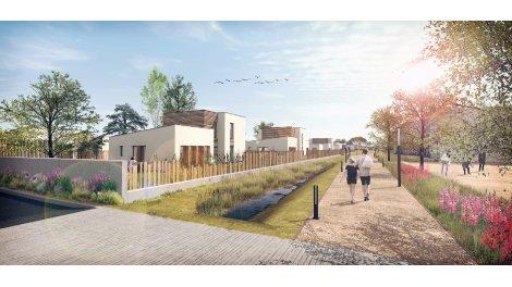 Appartements et maisons neuves Carre r éco-habitat à Riom