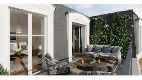 Appartement neuf Villa Arthur Darmel à Maisons-Laffitte