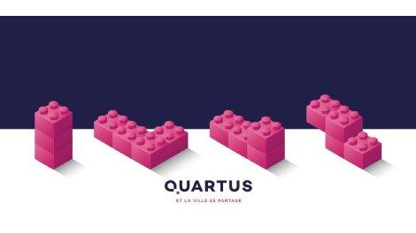 Appartement neuf Co-Création by Quartus à Floirac