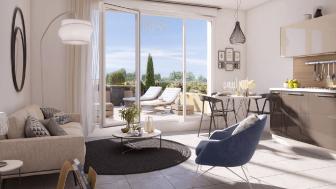 Appartements neufs République Parc éco-habitat à Clermont-Ferrand