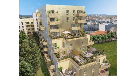 appartement neuf à Clermont-Ferrand