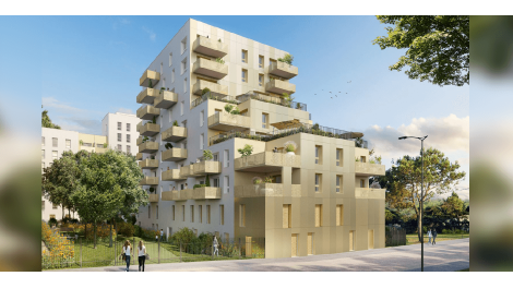 logement neuf à Clermont-Ferrand