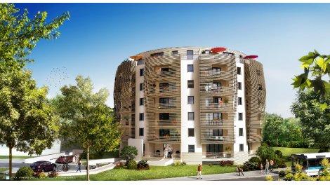 Appartement neuf Domaine de la Mission éco-habitat à Talence