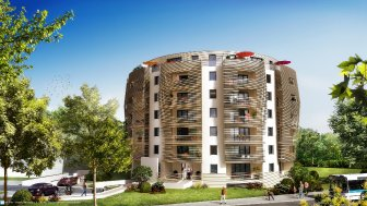 Appartements neufs Domaine de la Mission éco-habitat à Talence
