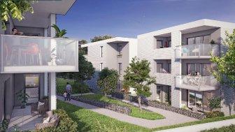 Appartements neufs Le Petit Clos éco-habitat à Pessac